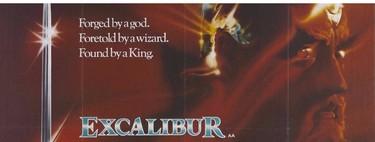 Magia, espada y caballeros: las nueve películas y una serie que mejor han contado la leyenda del Rey Arturo