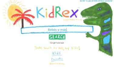 KidRex, un buscador infantil con filtro de seguridad