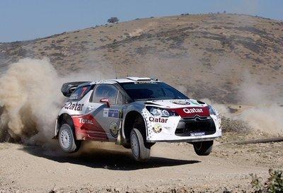 Rally de México 2012: Jari-Matti sigue volando y ya es tercero