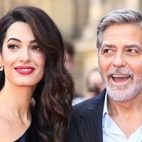 Amal Clooney luce el perfecto look de invitada con un mono ideal