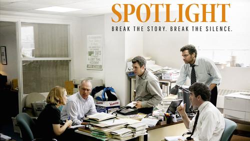 'Spotlight', la película
