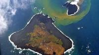 Niijima, una nueva isla en el Pacífico