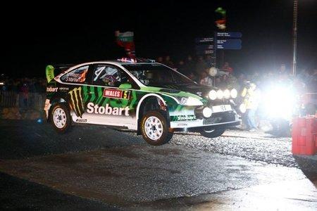 Matthew Wilson lo espera todo del WRC 2011