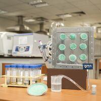 Este nuevo material es capaz de extraer agua potable del aire sin necesidad de energía