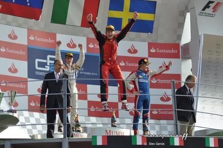 Italia para los italianos; Luca Filippi vence en su retorno a la GP2 en Monza y Davide Valsecchi se acerca al campeonato