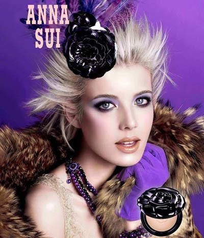 Anna Sui para el otoño 2009