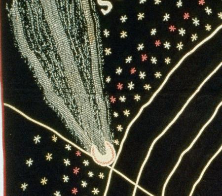 Solar System Quilt Ellen Harding Baker 3