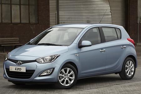 El Hyundai i20 recibe maquillaje exterior y nuevo motor 1.1 CRDi