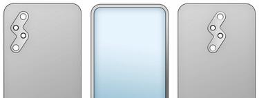 La nueva patente de Xiaomi trae una cámara con forma de rayo