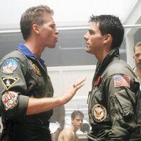 """""""Si iba a hacer otra 'Top Gun', Val Kilmer tenía que estar en ella"""". Tom Cruise fue la """"fuerza impulsora"""" para reunir a Iceman y Maverick en la secuela"""