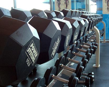 Levanta pesas por tu salud