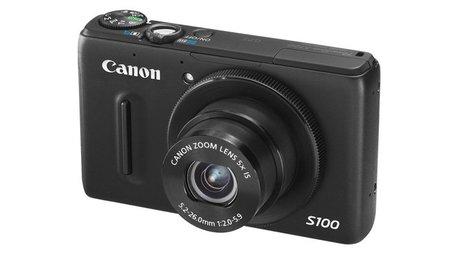 Canon da un paso más en las PowerShot con las nuevas S100 y SX40HS