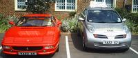 Ferrari para autoescuela, incentivando a los conductores del mañana