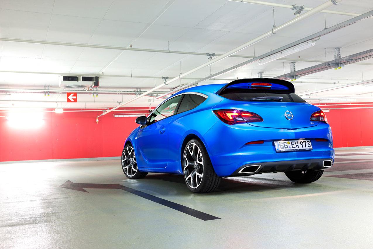 Foto de Opel Astra OPC (10/46)