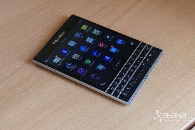Blackberry Passport Analisis Xataka