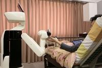 Interesante robot de Toyota para asistencia en el hogar