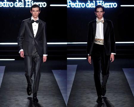 Pedro Del Hierro Otono Invierno 2020 Madrid Fashion Week Trendencias Hombre 04
