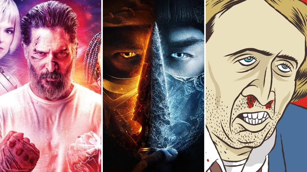 13 estrenos y lanzamientos imprescindibles para el fin de semana: 'Mortal Kombat', 'Archenemy', 'Fez', Nicolas Cage y mucho más