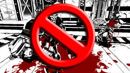 'MadWorld' podría no aparecer en Japón