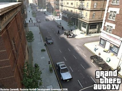 Otro fake del próximo GTA 4