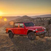 Así sería el Jeep Gladiator, el Wrangler pick-up, según estas filtraciones