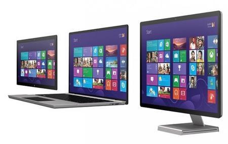 Tus aplicaciones Windows 8 podrán migrar hasta a 81 dispositivos frente a los 5 actuales