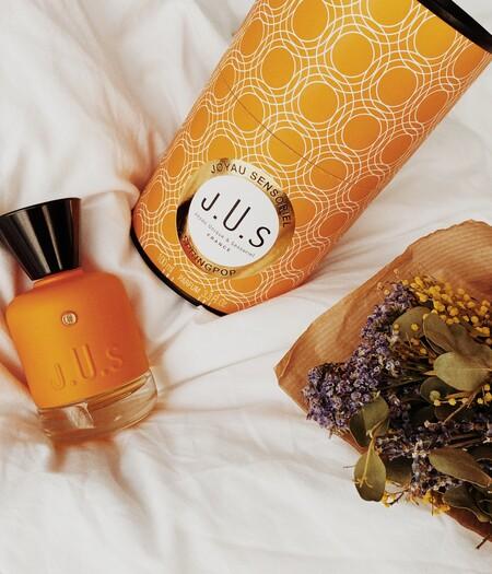 Descubrimos J.U.S. Parfums, la perfumería nicho francesa con aromas ideales, de estilo vintage y de frascos rellenables que nos ha conquistado