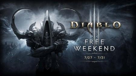 Si eres Gold, puedes jugar GRATIS a Diablo III en Xbox One hasta el lunes