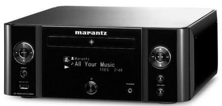 Marantz M-CR510 y M-CR610,  receptores estéreo para  aficionados al HiFi