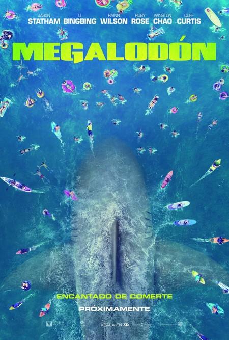 Megalodon Poster