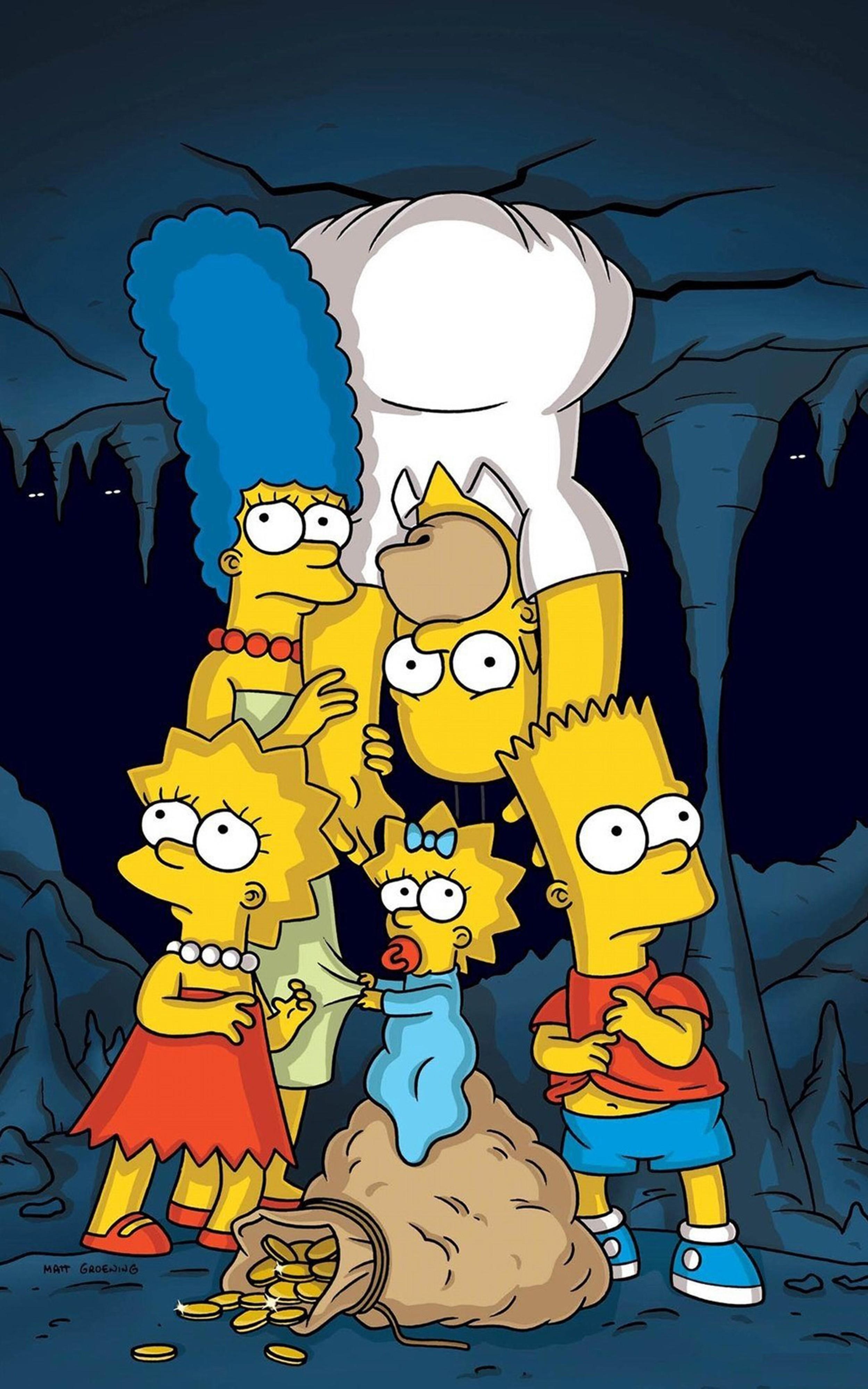 Foto de Fondos de pantalla de Los Simpsons (15/16)