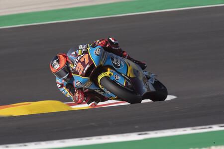 Augusto Fernandez Portimao Moto2 2020