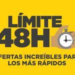 Límite 48 horas en El Corte Inglés: mejores ofertas en informática, televisores y electrodomésticos
