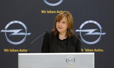 Mary Barra, Presidenta - Consejera Delegada de General Motors
