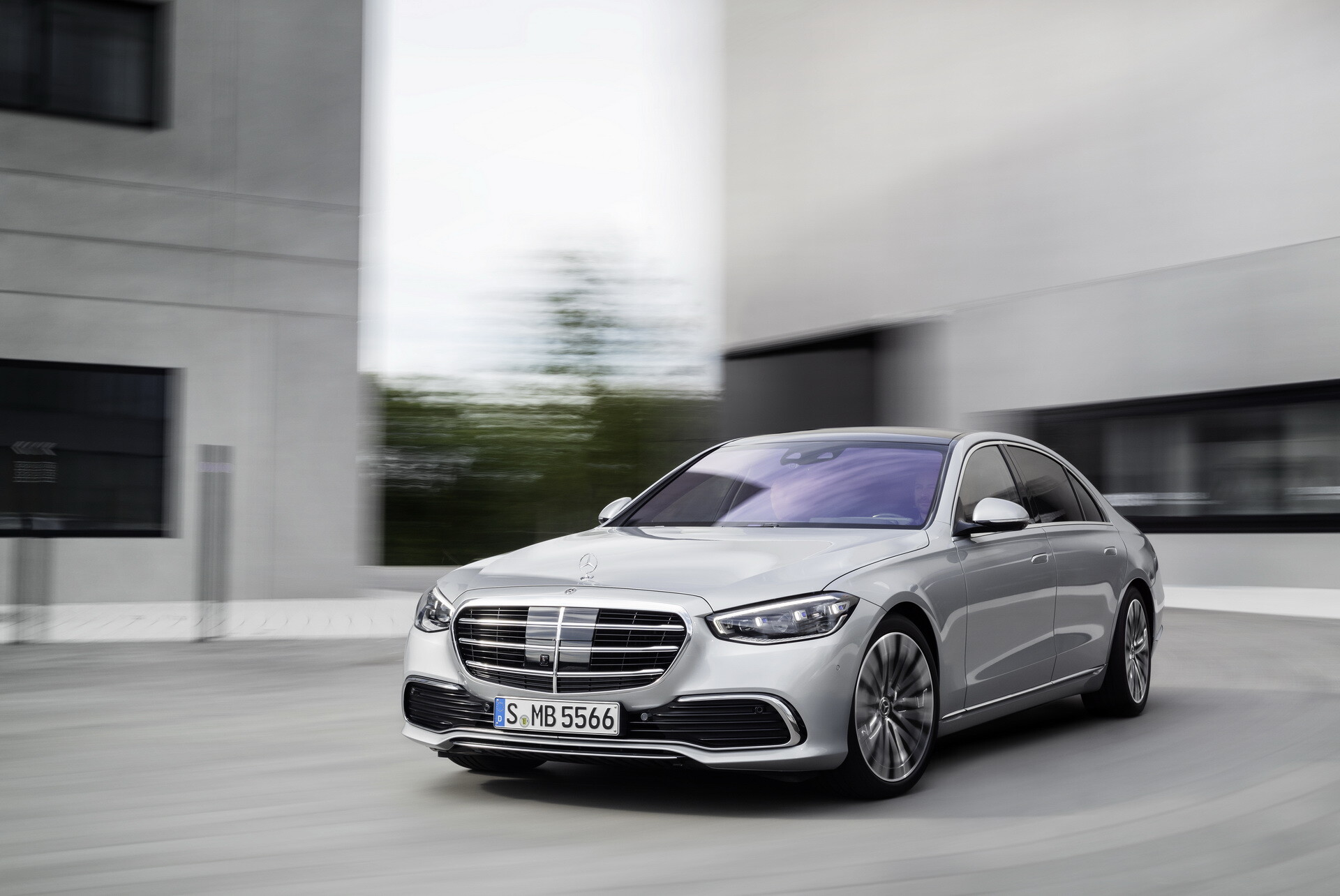 Foto de Mercedes-Benz Clase S 2021 (1/47)