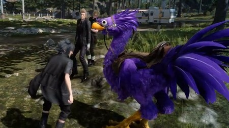 Ffxv Windows Edition Kooky Chocobo 02