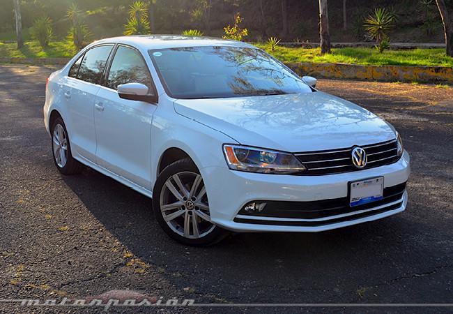 Volkswagen Jetta 2015 Prueba Parte 2