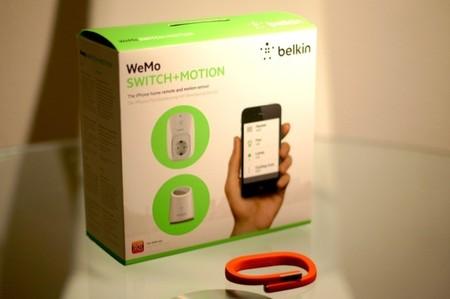 Con el UP24 de Jawbone y el WeMo podemos encender luces u otros dispositivos gracias a IFTTT