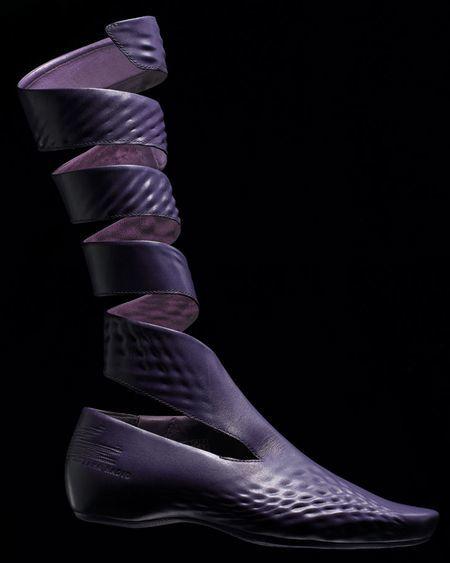 Zapatillas Lacoste de Zaha Hadid
