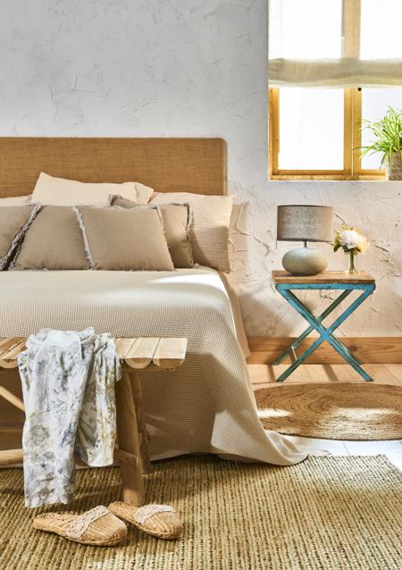 Dormitorio Rustico Fotos Validadas Tendencias Primavera Verano 09