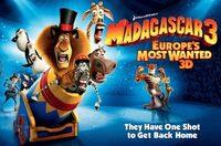 'Madagascar 3: De marcha por Europa', rutinario entretenimiento infantil a toda velocidad
