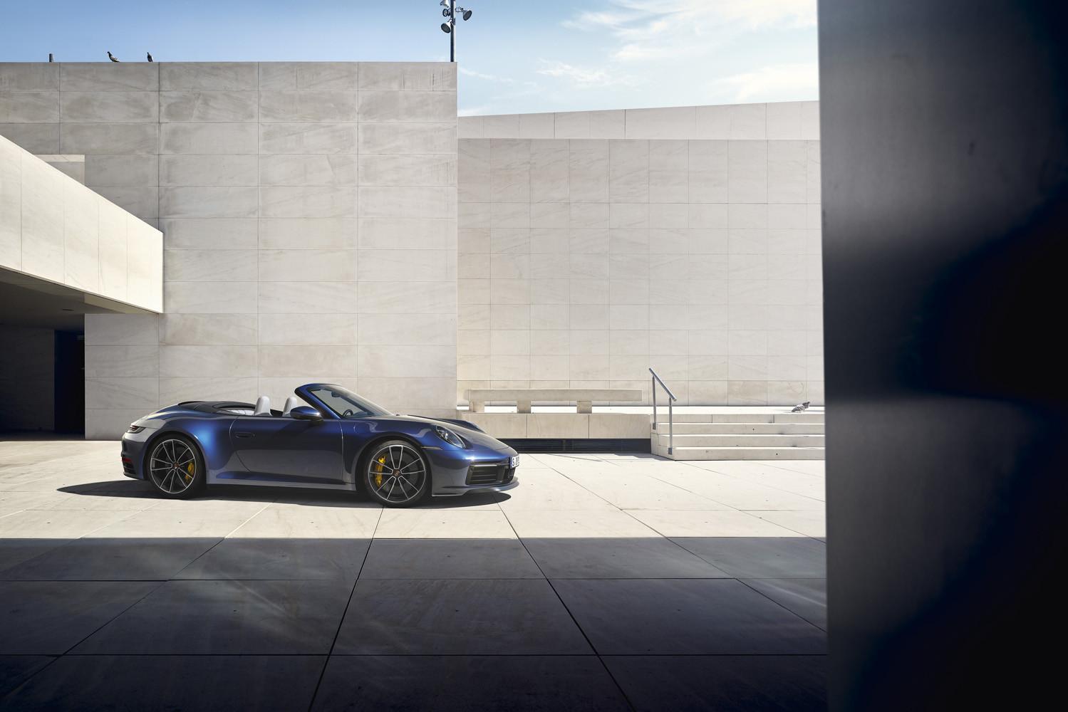 Foto de Porsche 911 Cabriolet (992) (9/10)