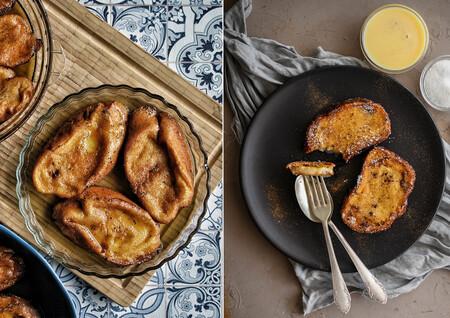 Siete recetas de torrijas caseras y siete utensilios para que te salgan perfectas
