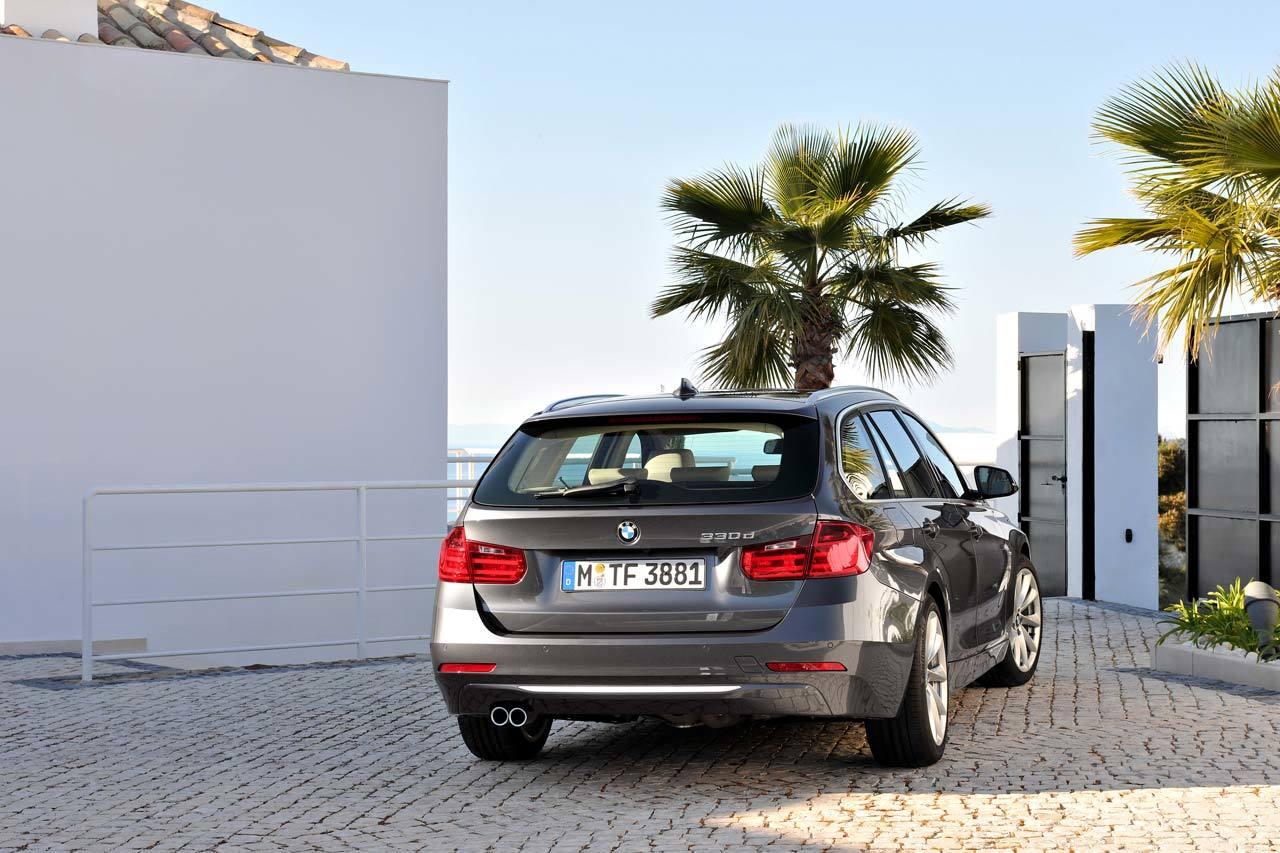 Foto de BMW Serie 3 Touring 2012 (18/43)