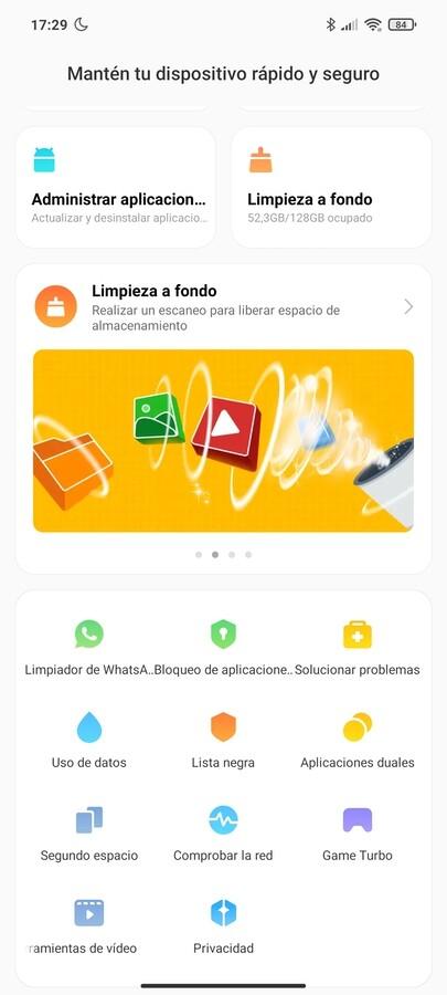 Foto de Capturas de pantalla del Xiaomi Poco X3 Pro (14/14)