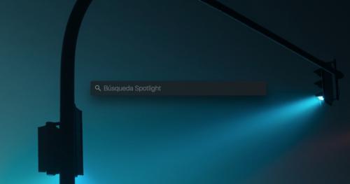 Cómo buscar directamente en Google desde Spotlight en macOS