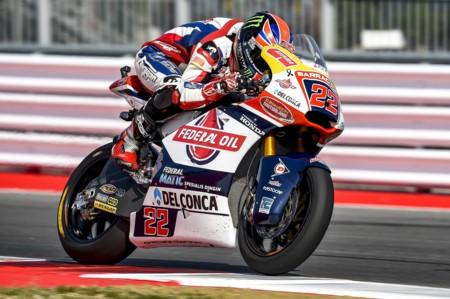 Sam Lowes Misano 2016 Moto2