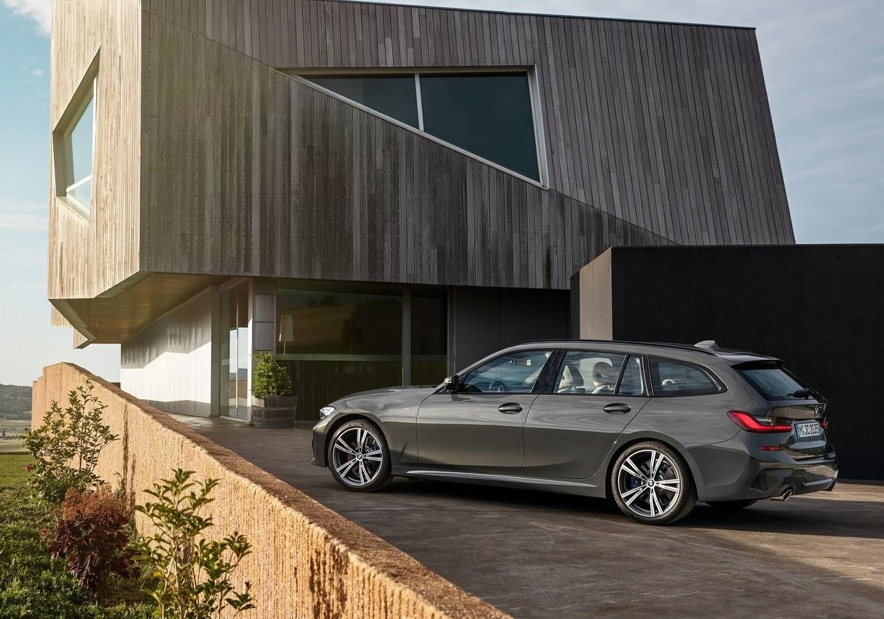 Foto de BMW Serie 3 Touring 2020 (21/28)