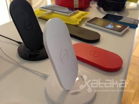 Cargador con NFC de nokia