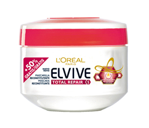 Mascarilla Elvive Total Repair 5